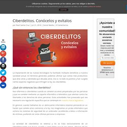 Ciberdelitos. Conócelos y evítalos - Enredia