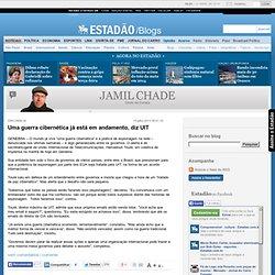 Uma guerra cibernética já está em andamento, diz UIT « Jamil Chade