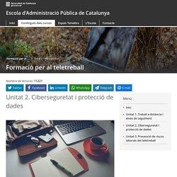 EAPC Wiki - Unitat 2. Ciberseguretat i protecció de dades