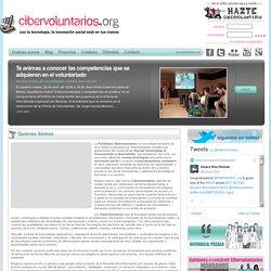 Cibervoluntarios: Nuevas tecnologías para la innovación social y el empoderamiento ciudadano. CyberVolunteers: New technologies for social innovation and citizen empowerment