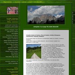 cicloturismo in Dolomiti : Lunga Via delle Dolomiti, ciclopista delle Dolomiti, pista ciclabile Calalzo Pieve di Cadore Cortina Dobbiaco Lienz, Langer Weg der Dolomiten, download path gpx bdc bb traccia gps radweg bicicletta fahrrad weg city bike way moun