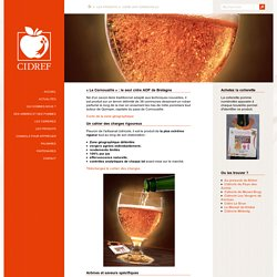 Cidre AOP Cornouaille