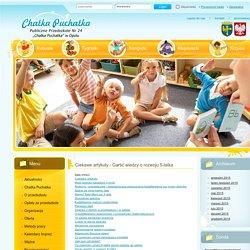 Ciekawe artykuły - Garść wiedzy o rozwoju 5-latka