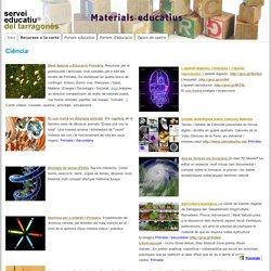 Ciència - Materials educatius