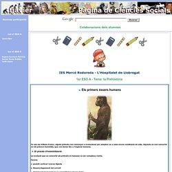 Web de las Ciencias Sociales - Colaboraciones de los alumnos - Javier Arrimada