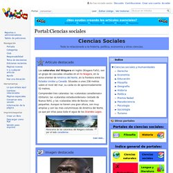 Portal:Ciencias sociales - Vikidia
