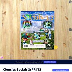 Ciències Socials 3rPRI T2 ATMOSFERA, ORATGE i CLIMA by Juan José on Genially