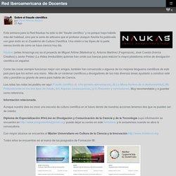 Sobre el fraude científico – Red Iberoamericana de Docentes