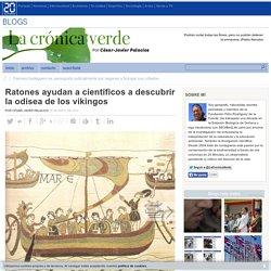 Ratones ayudan a científicos a descubrir la odisea de los vikingos