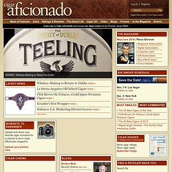 Cigar Aficionado | Your Home for Cigars On the Web
