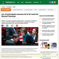 Paquet neutre pour les cigarettes, tiers payant, salles de shoot, droit à l'oubli... les dix grandes mesures de la loi santé de Marisol Touraine