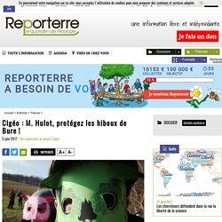 Cigéo: M.Hulot, protégez les hiboux de Bure!