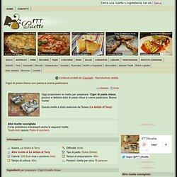 Ricetta Cigni di pasta choux