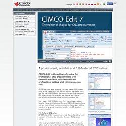CIMCO Edit 7