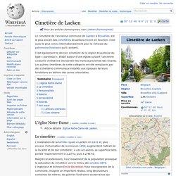 Cimetière de Laeken (€)