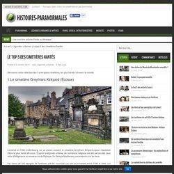 Le top 5 des cimetières hantés