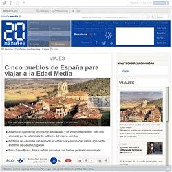 Cinco pueblos de España para viajar a la Edad Media