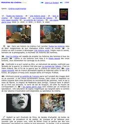 Histoires du cinéma de Jean-Luc Godard