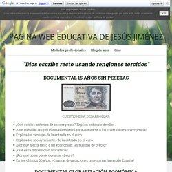 CINE DE ECONOMÍA EDUCATIVA