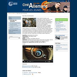 CinéAllemand6 - Filme - Das Haus der Krokodile