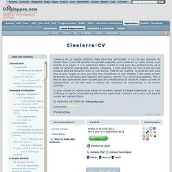 Cinelerra-CV