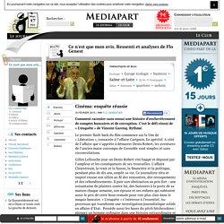 Cinéma: enquête réussie