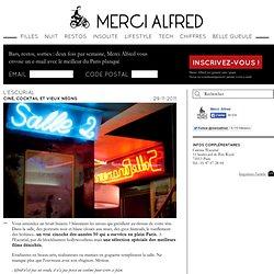 Cinéma l escurial paris - Insolite