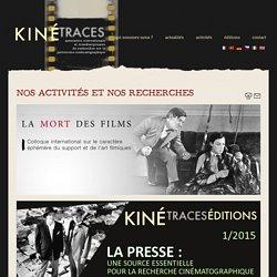 Cinéma, histoire, archives