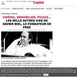 Cinéma, immobilier, pizzas... les mille autres vies de Xavier Niel, le fondateur de Free