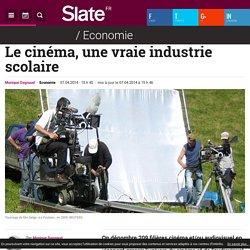 Le cinéma, une vraie industrie scolaire