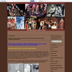 Cinéma japonais - Page 2 - Mon amour pour le Japon et Tôkyô