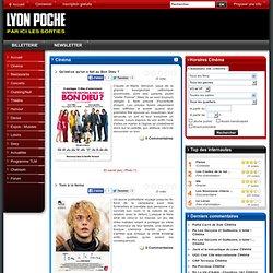 Cinéma - Lyon Poche: vos horaires cinéma à Lyon