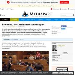 Mediapart : 30 films documentaires