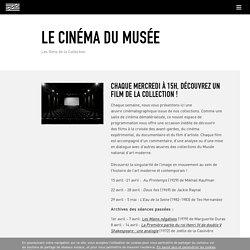 le cinéma du musée – Centre Pompidou
