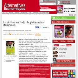 Le cinéma en Inde : le phénomène Bollywood