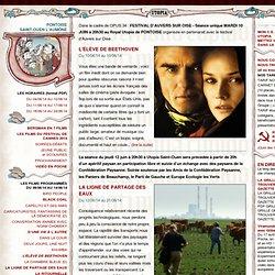 Cinéma Utopia Saint-Ouen l'Aumône et Pontoise