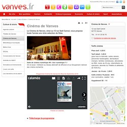 Vanves : site officiel