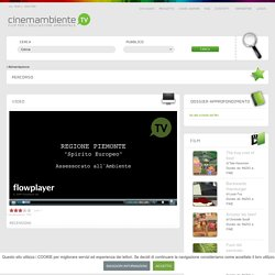 CinemambienteTV - Percorsi Didattici