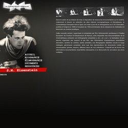 La Cinémathèque française : S. M. Eisenstein