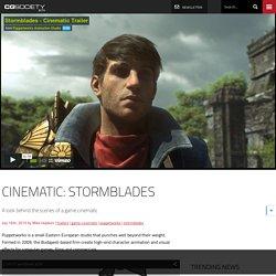 Cinematic: Stormblades