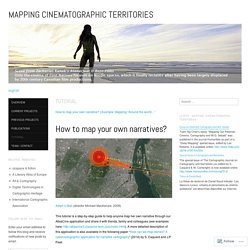Mapping Cinematographic Territories