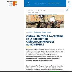 Soutien exceptionnels aux auteurs - Région Sud