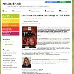 Moulin d'Andé Céci, présentation du Centre des Ecritures Cinématographiques