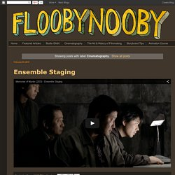 Flooby Nooby: Cinematography