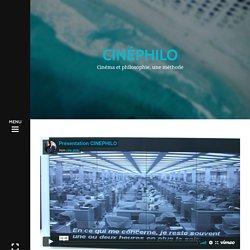 cinéphilo - Ollivier Pourriol - cinéma philosophie - Studio Philo
