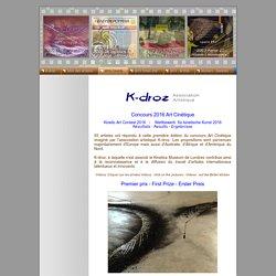 Concours carton - K-droz - Association d'artistes