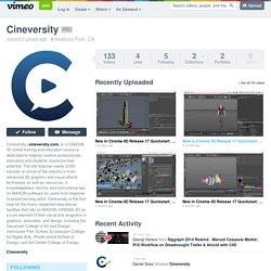Cineversity on Vimeo