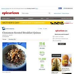 Big Daddy Biscuits Recipe. Print Cinnamon-Scented Breakfast Quinoa ...