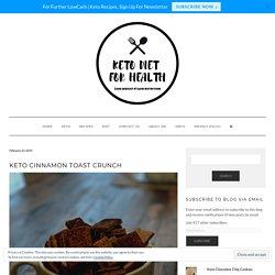 Cinnamon Crunch - cereal