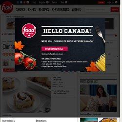 Cinnamon Rolls Recipe : Paula Deen